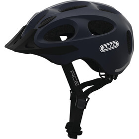 ABUS Youn-I Ace Fietshelm, metallic blue